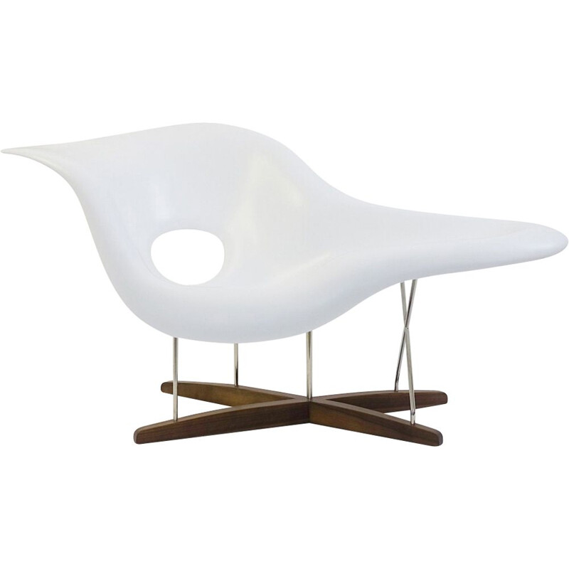 """La Chaise"" Chair by Charles and Ray Eames - 1990s"
