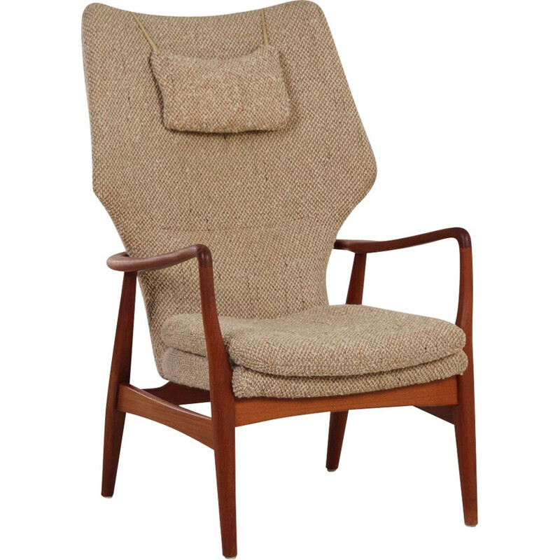 Vintage armchair by Aksel Bender Madsen for Bovenkamp