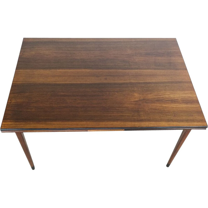 Vintage dining table in rosewood by Møller
