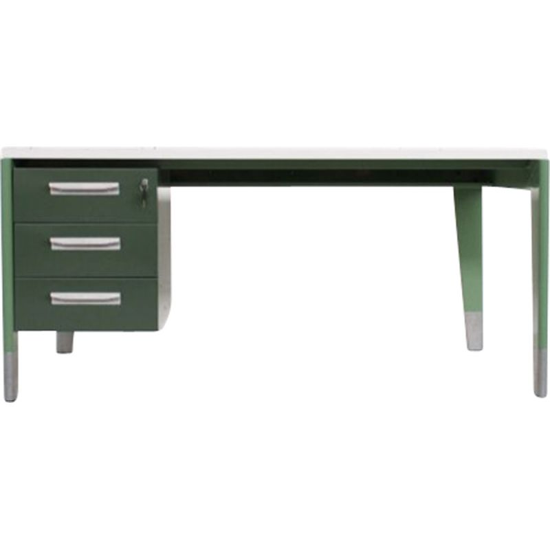 Vintage Office Desk G Star By Jean Proved For Vitra