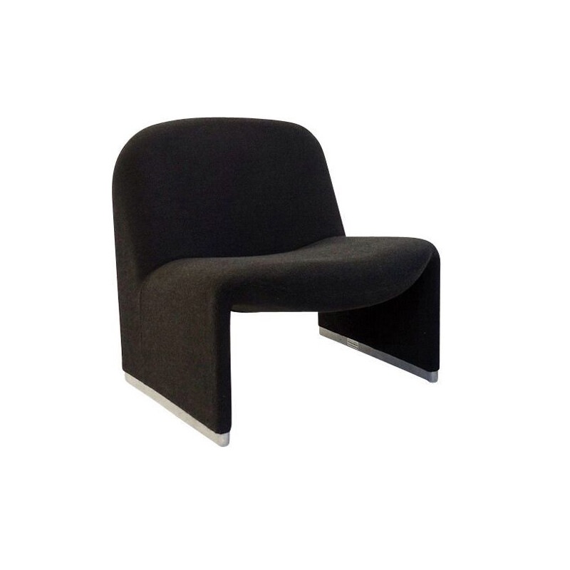 "Vintage ""Alky"" armchair by Giancarlo Piretti for Castelli"