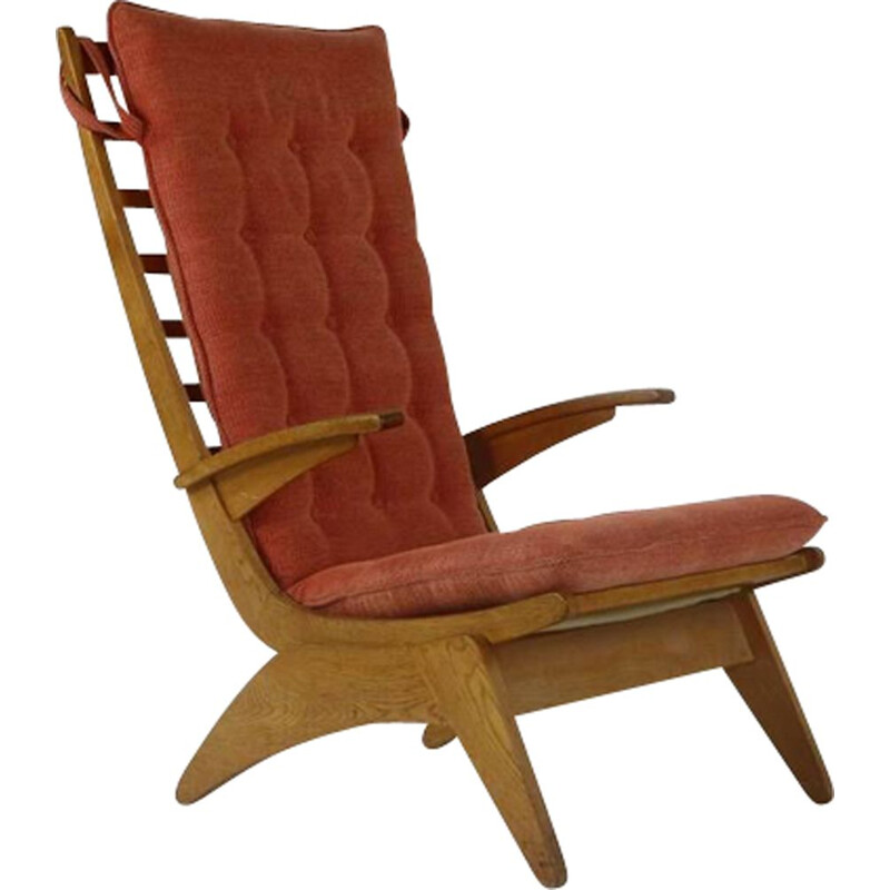 Vintage lounge chair for Gelderland