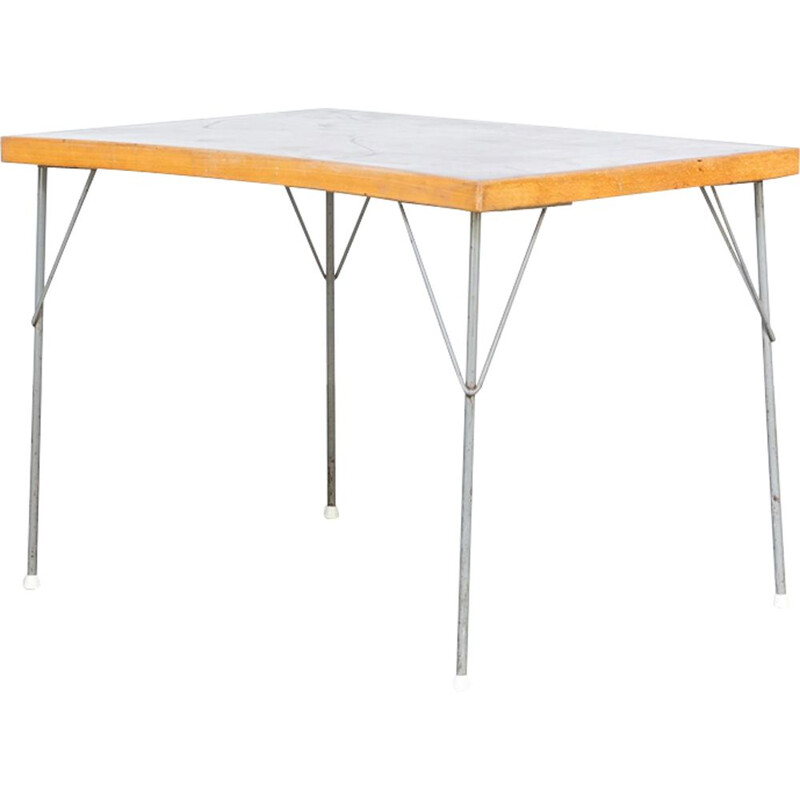 """Model 530"" vintage dining table for Gispen"