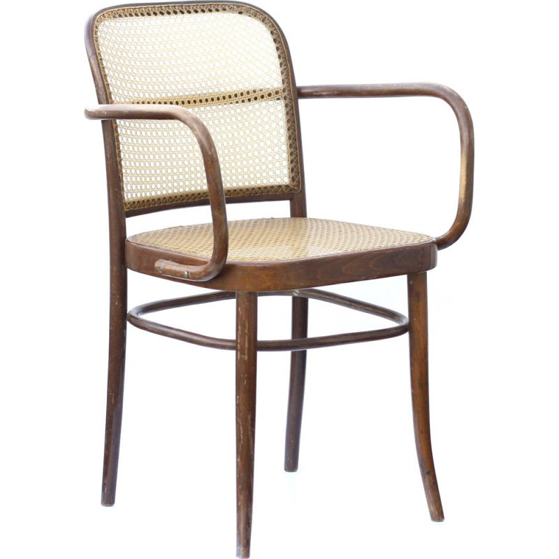 Vintage armchair model 811 for TON