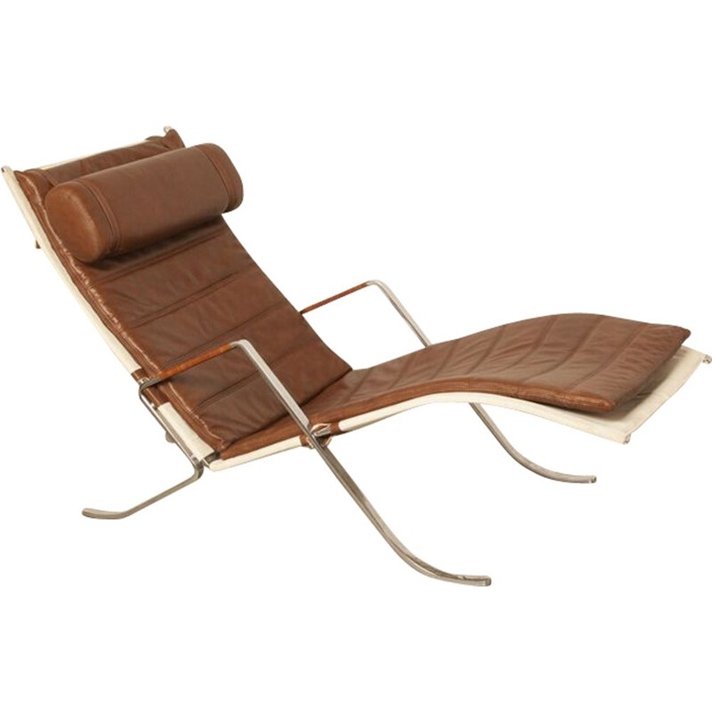 Lounge Chair by Preben Fabricius and Jørgen Kastholm Vintage