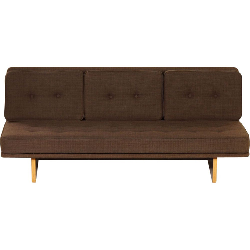 Vintage 3-seater sofa 671 by Kho Liang le for Artifort