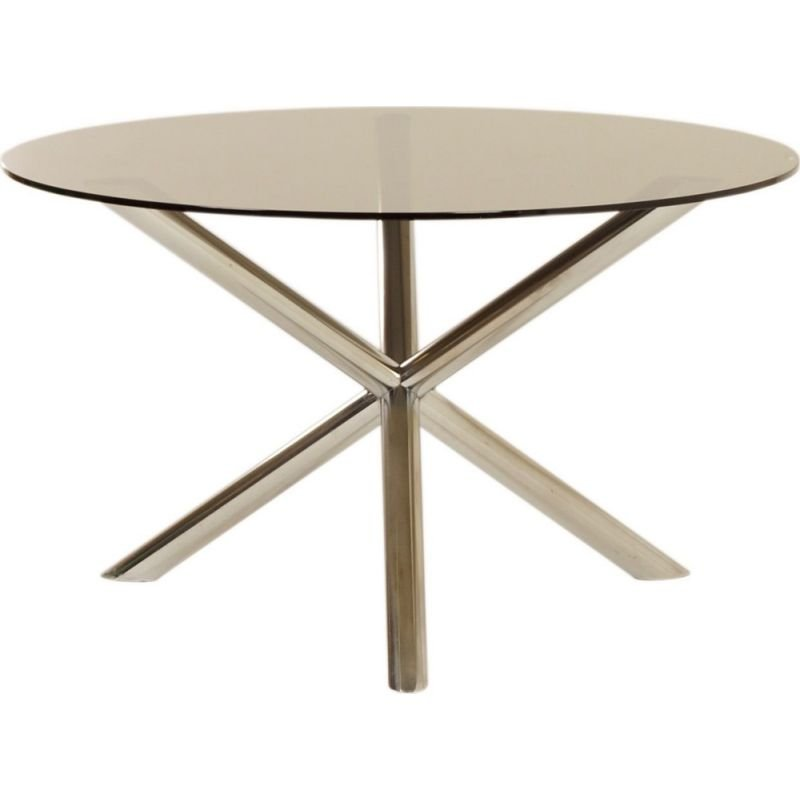 Vintage Tripod Dining Table By Roche Bobois