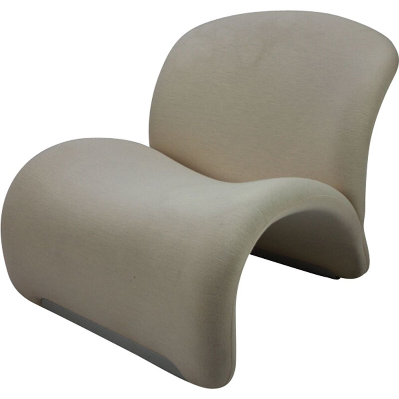 Le Chat Lounge Chair by Pierre Paulin for Artifort