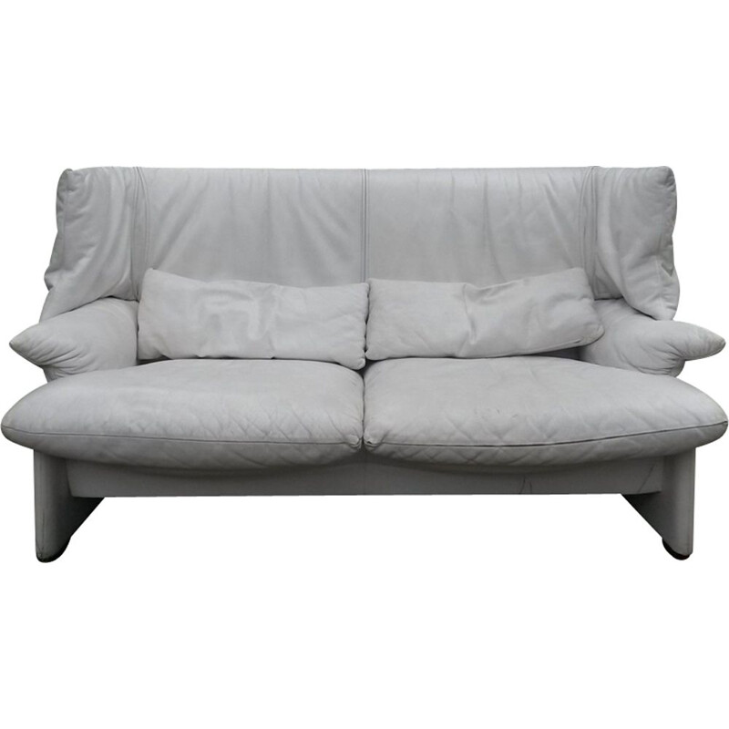 Portovenere sofa by Vico Magistretti for Cassina