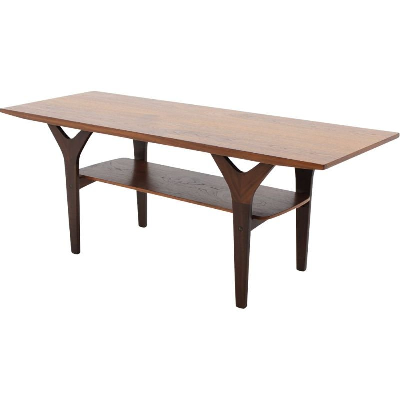 Vintage Danish coffee table in teak - Design Market