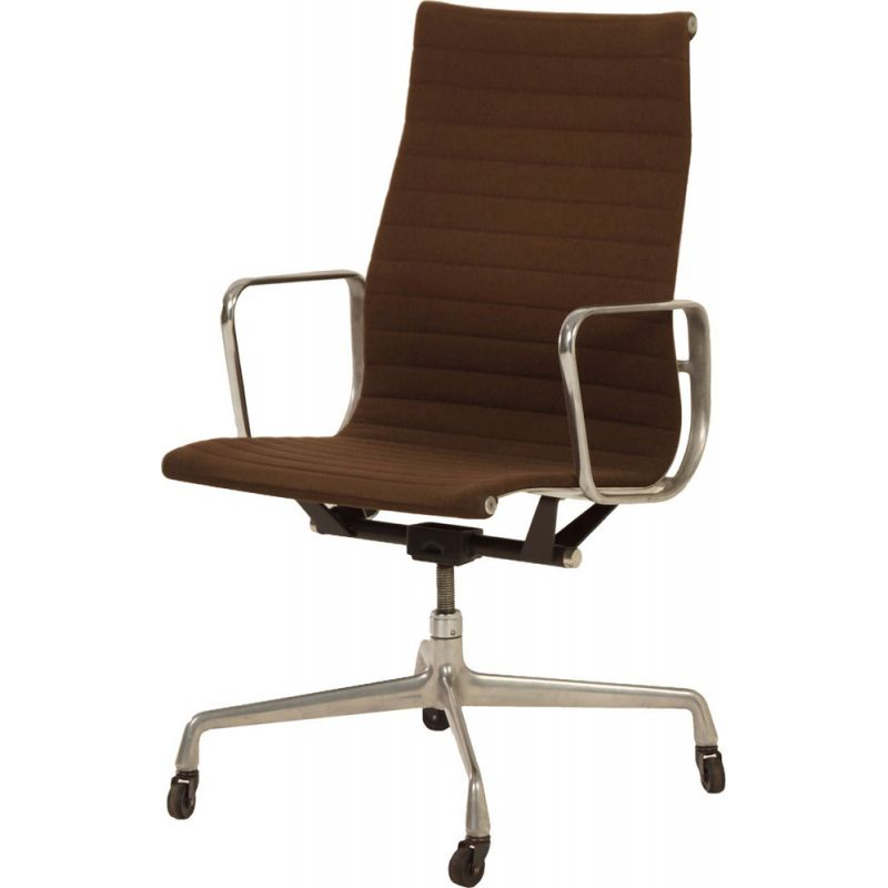 Vintage Office Armchair by Charles and Ray Eames for Herman Miller