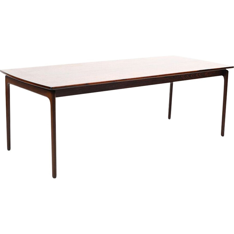 Vintage danish coffee Table in Rosewood by Ole Wanscher