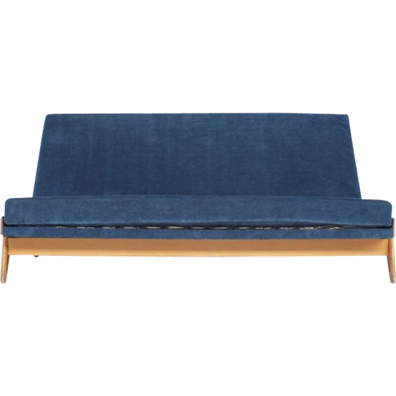 Vintage convertible sofa by Gérard Guermonprez for Bobois