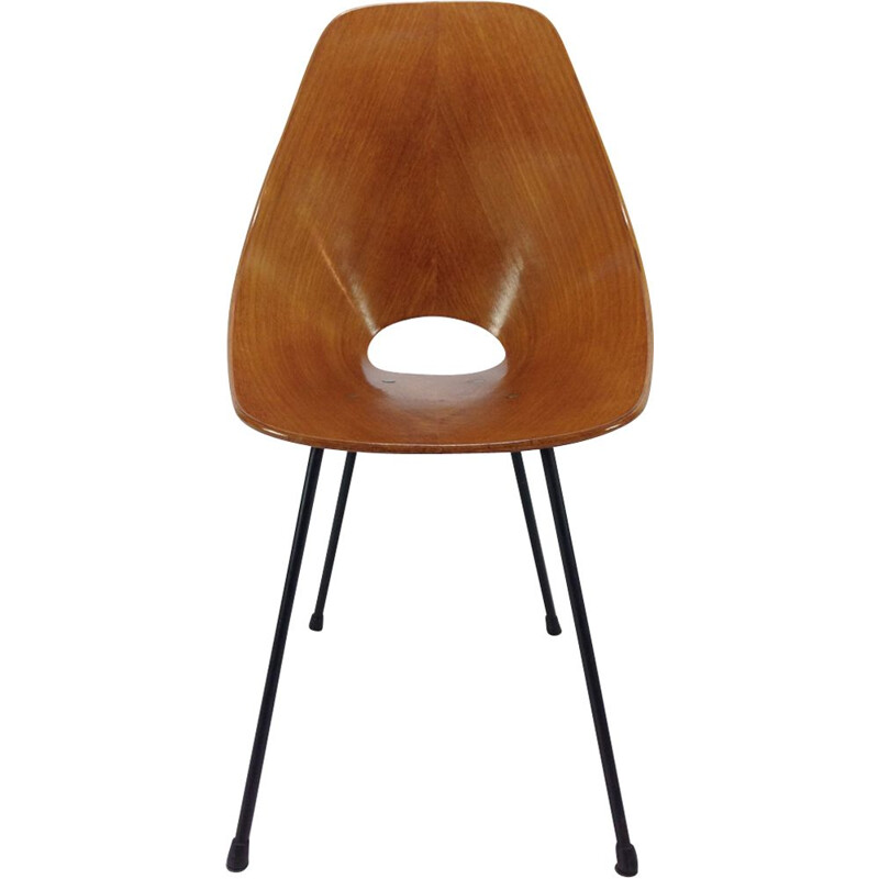 Vintage bentwood chair by Vittorio Nobili for Fratelli Tagliablue