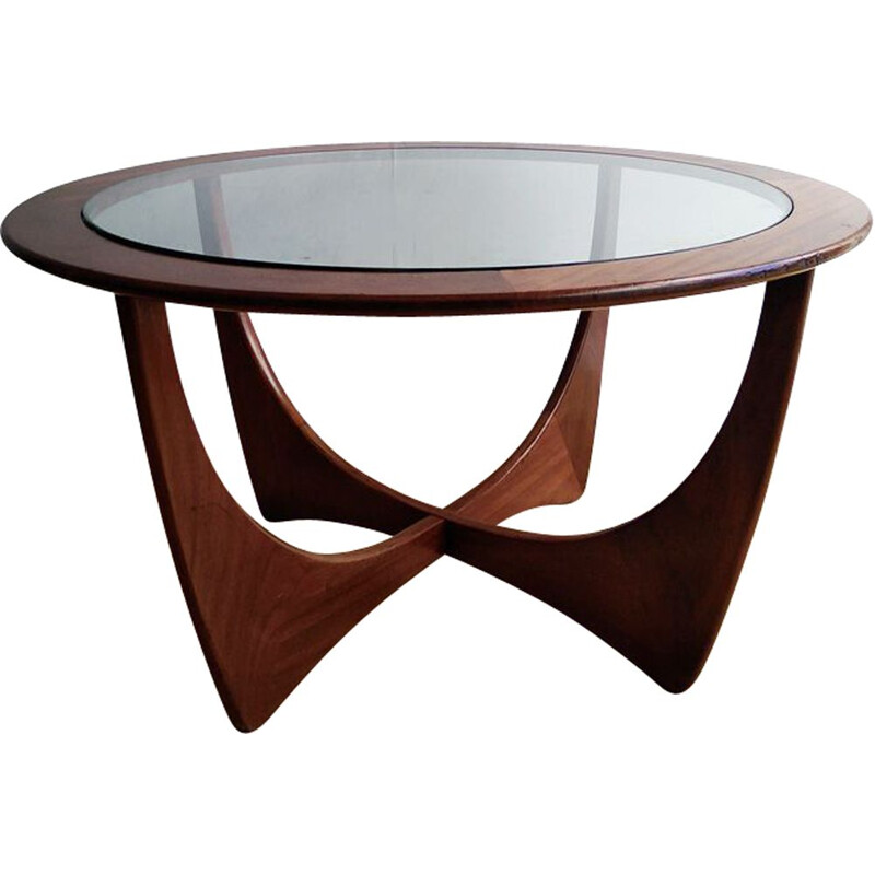 Vintage coffee table Astro by Victor Wilkins