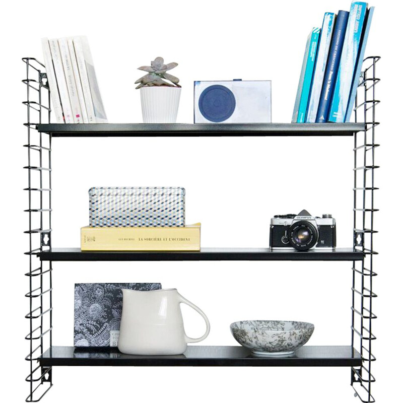 "Black shelf ""Tomado"" by Adrian Dekker"