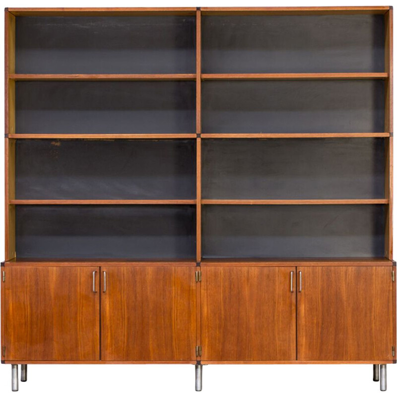Vintage wall unit cabinet by Cees Braakman for Pastoe
