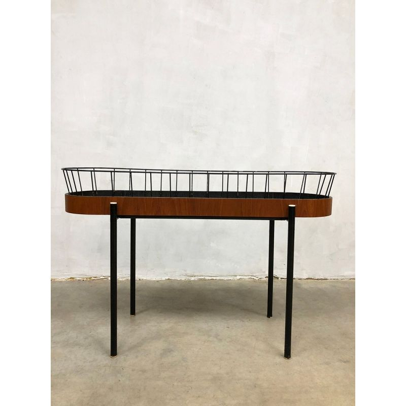 Enjoyable Danish Wire Plant Stand Gmtry Best Dining Table And Chair Ideas Images Gmtryco