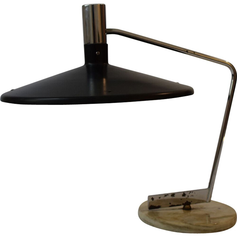 Vintage lamp by Georges Frydman for EFA
