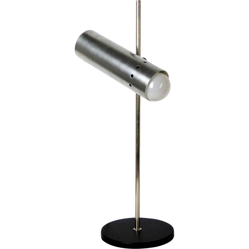 Vintage table lamp by Alain Richard for Disderot