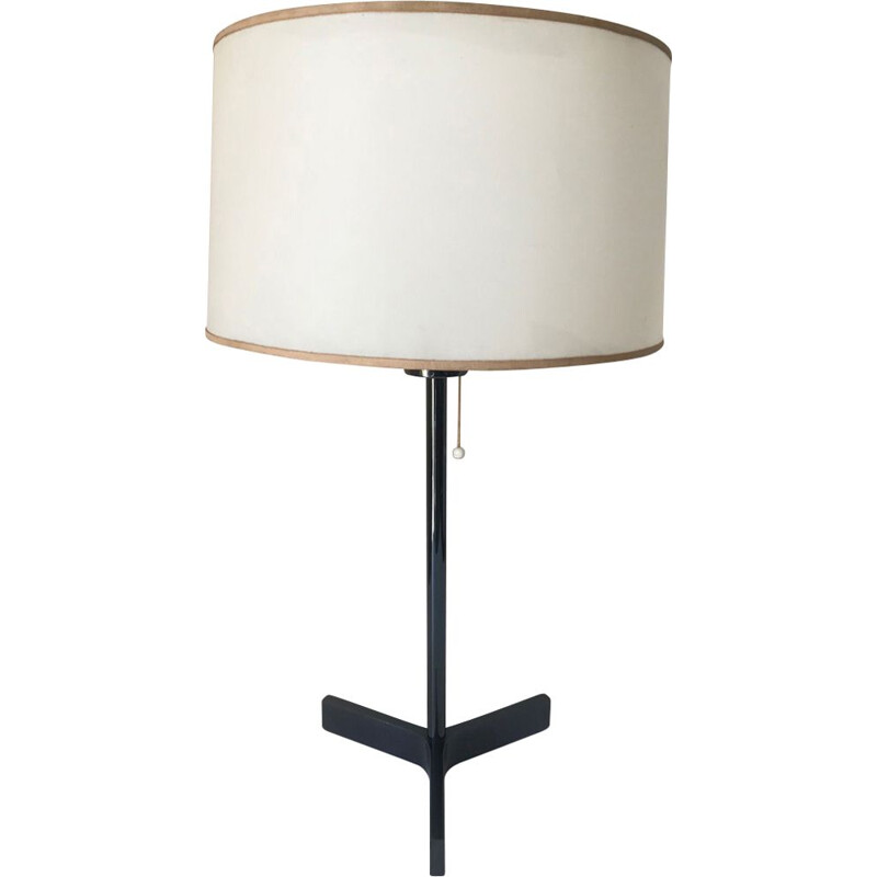 Vintage table lamp by Roger Fatus for Disderot
