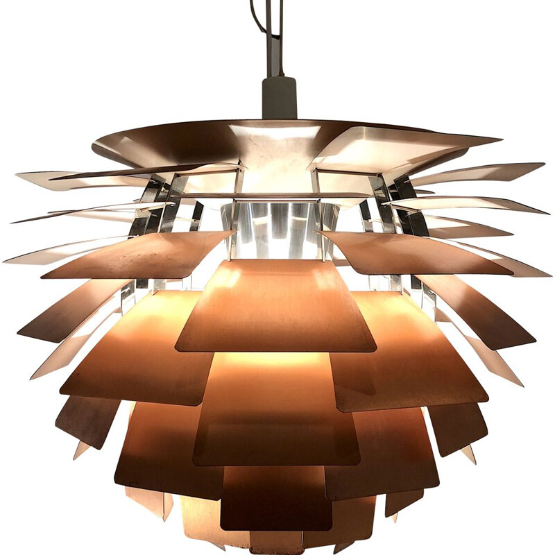 Vintage Artichoke pendant lamp edited by Louis Pousen