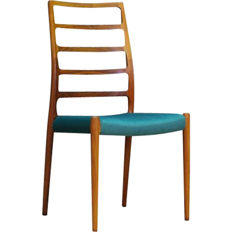 Vintage Danish chair by Niels O.Moller 1960