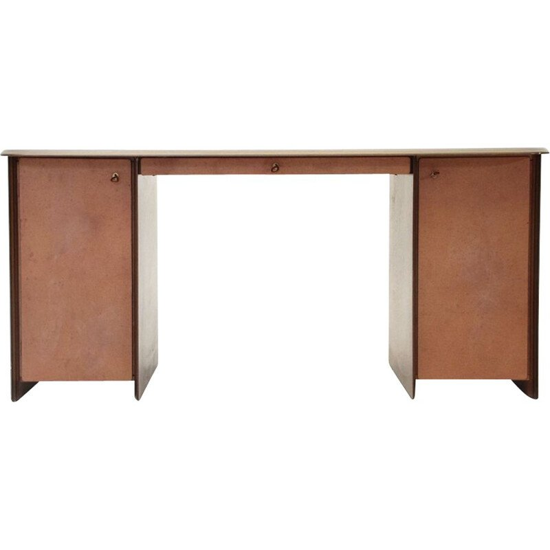 Vintage Artona writing desk by Afra and Tobia Scarpa for Max Alto