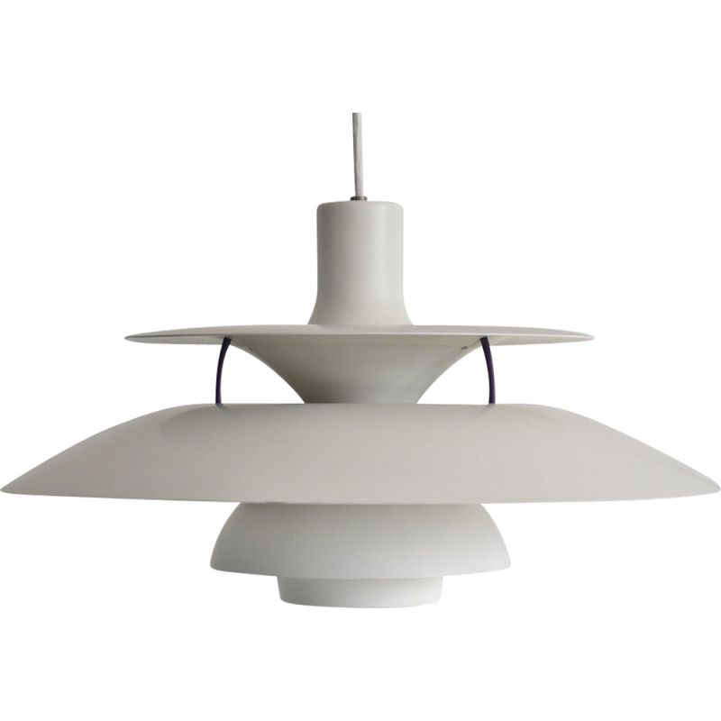 Vintage PH5 pendant light by Poul Henningsen