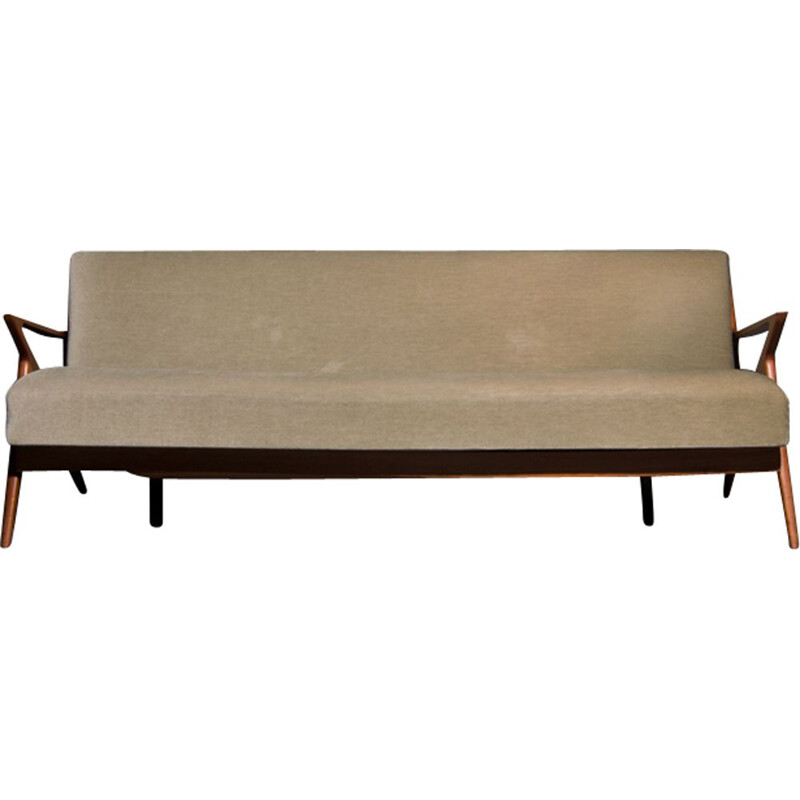 Vintage 3-seater sofa model Z by Poul Jensen for Selig OPE