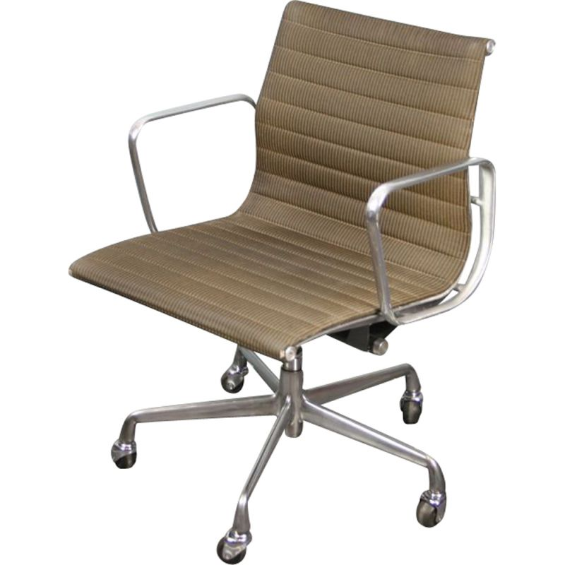 "Vintage ""Group Alu"" office Chair by Eames for Herman Miller"