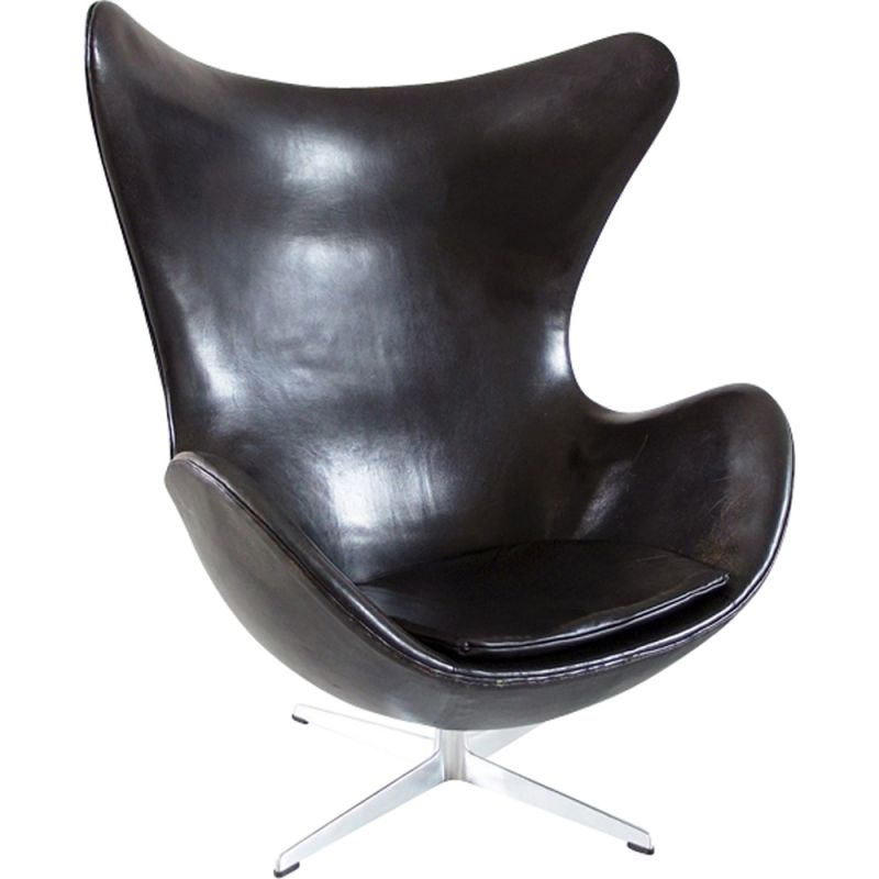 Arne Jacobsen Egg chair early edition, Denmark 1966