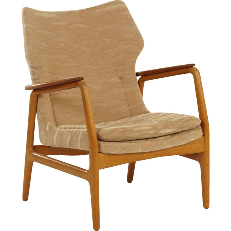 Vintage Lady armchair by Aksel Bender Madsen for Bovenkamp