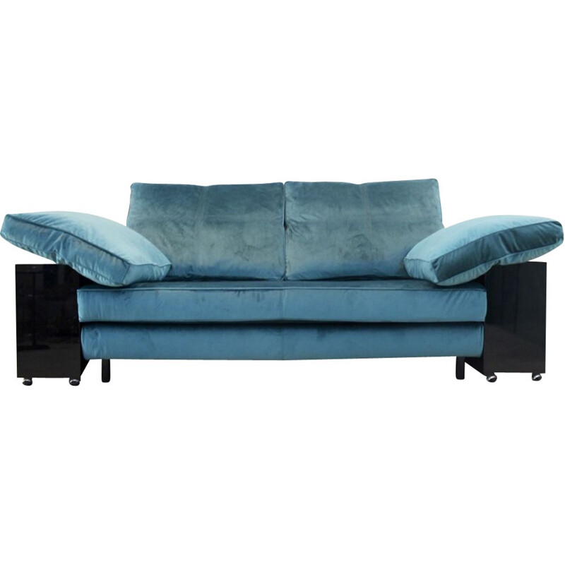 Vintage 3-seater sofa and daybed by Eileen Gray