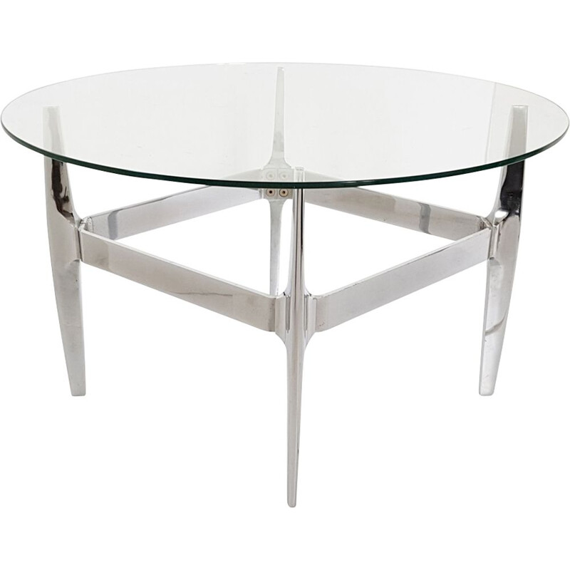 Vintage Hesterberg coffee table for Schmitt 1970