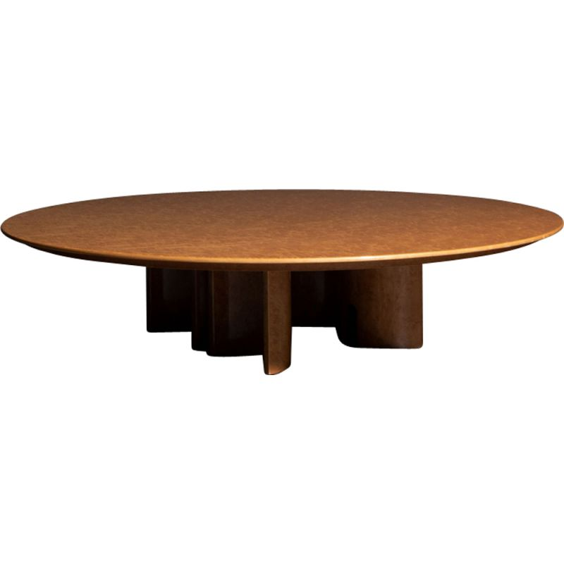 Maple Wood Coffee Table.Vintage Coffee Table In Maple Wood By Giovanni Offredi For Saporiti