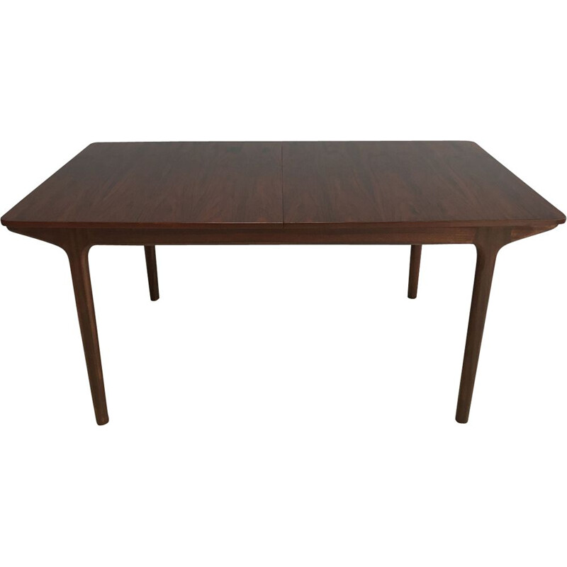 Vintage dining table McIntosh in Rosewood