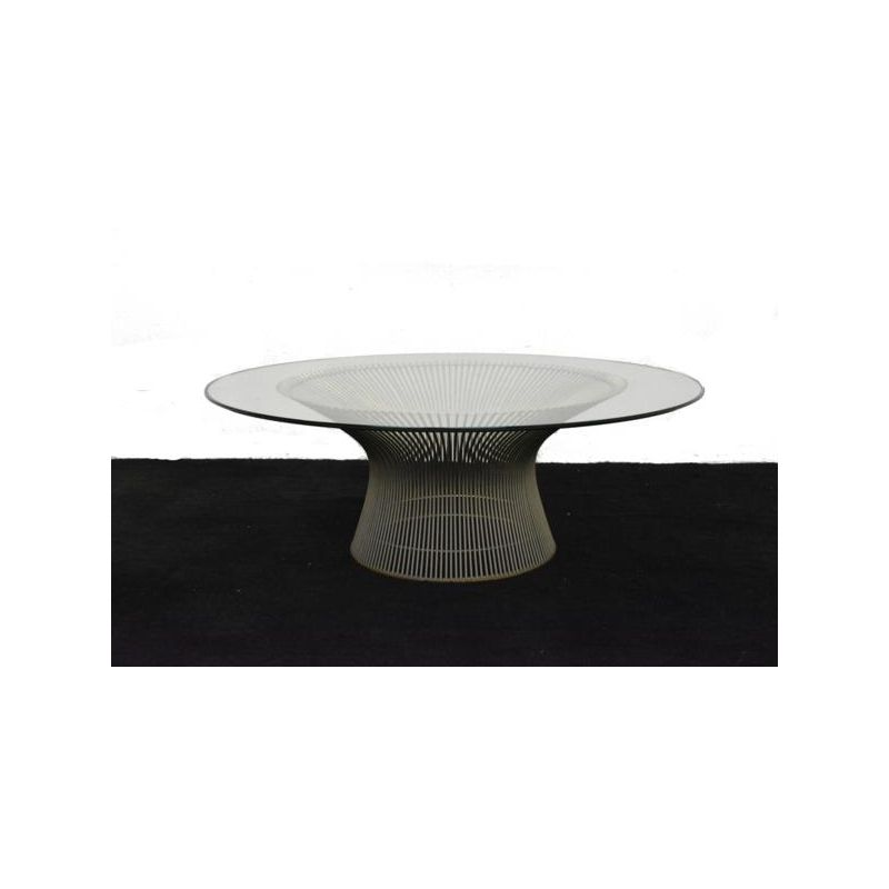 Warren Platner Furniture Throughout Coffee Table By Warren Platner For Knoll International Design Market