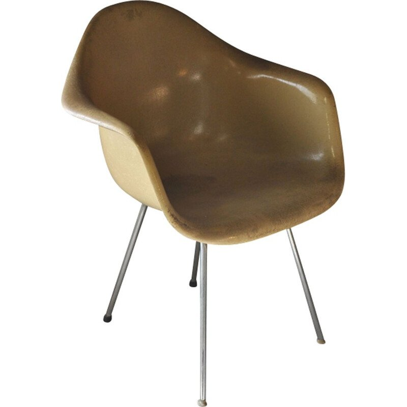Armchair DAX by Eames for Herman Miller