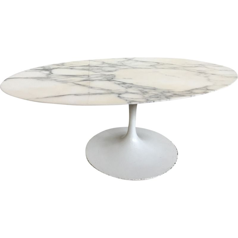 Strange Tulip Coffee Table By Eero Saarinen For Knoll Pabps2019 Chair Design Images Pabps2019Com