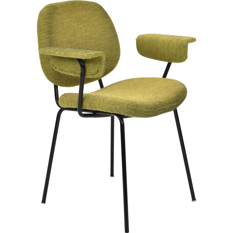 Vintage office chair by W.H. Gipsen for Kembo