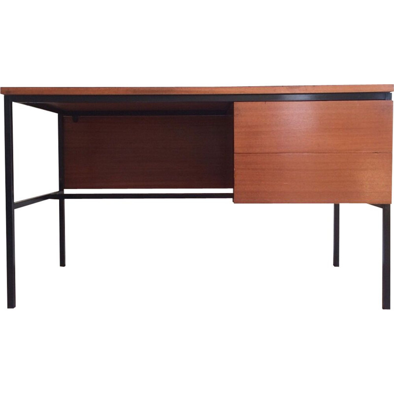 Vintage desk 620 by Pierre Guariche