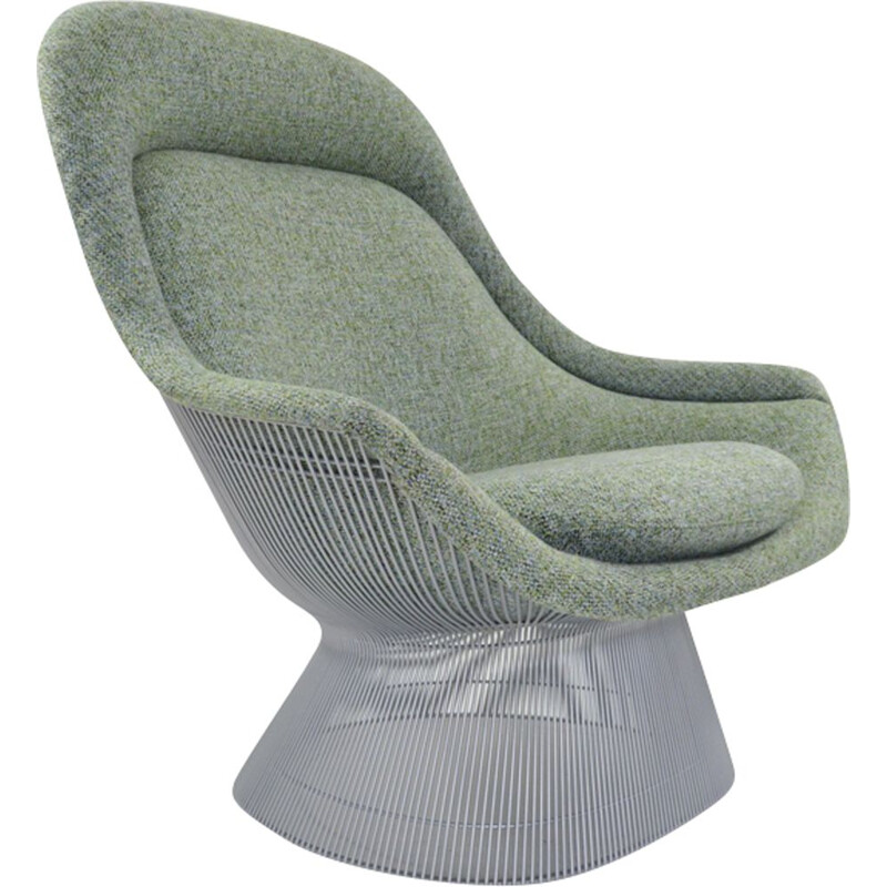 Vintage armchair by Warren Platner for Knoll International