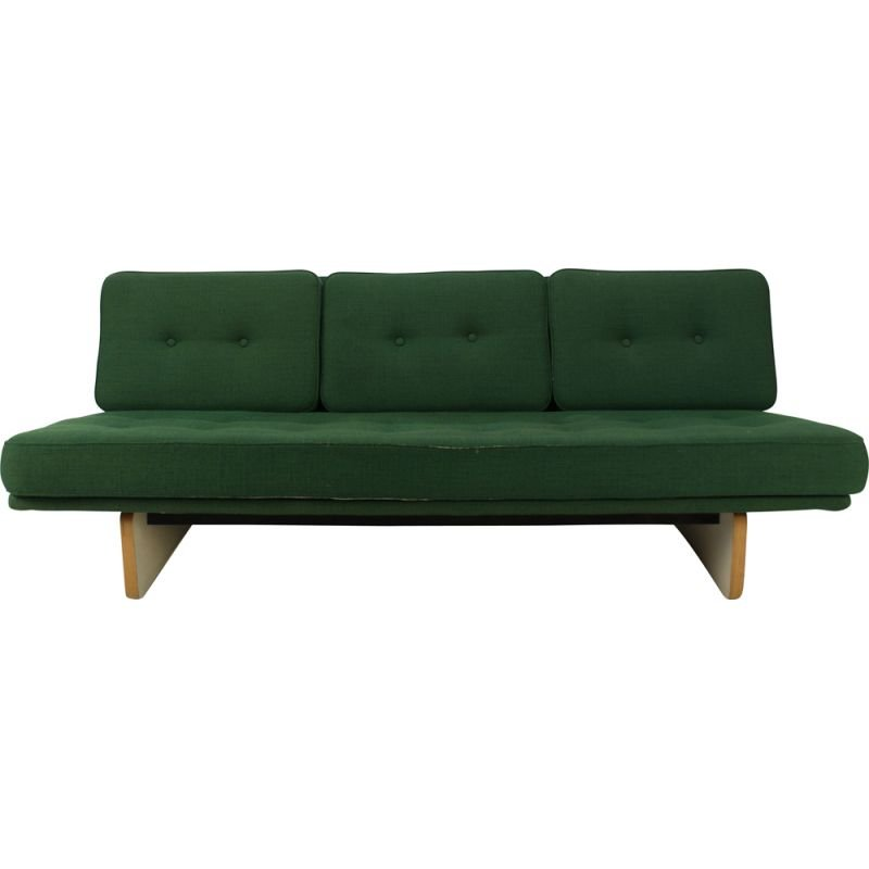 Vintage Model 671 Three-Seater Sofa by Kho Liang Le for Artifort