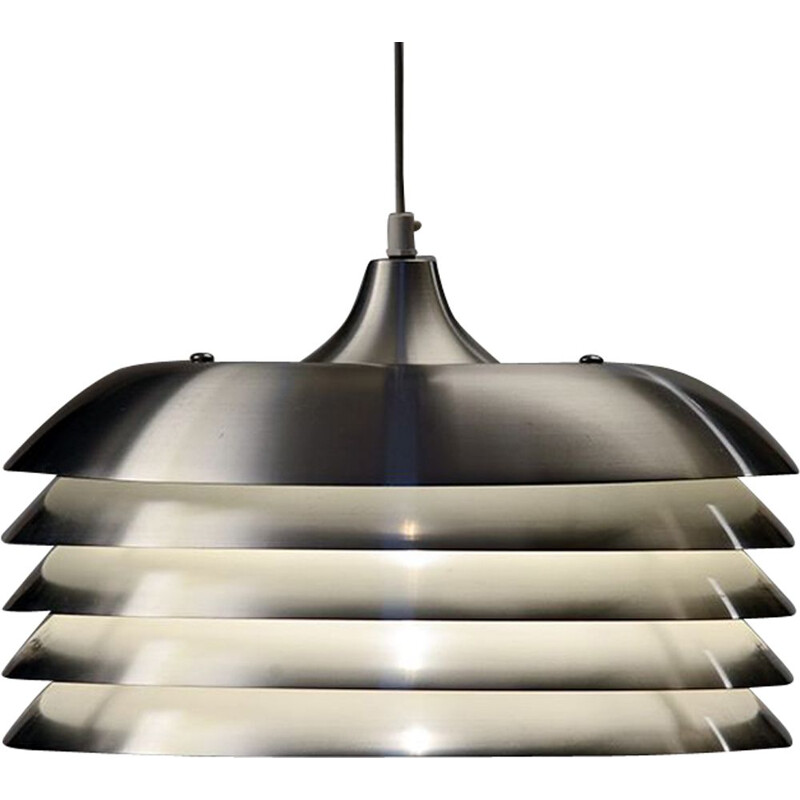 Vintage Swedish pendant lamp T 742 by Hans-Agne Jakobsson for H-A Jakobsson AB
