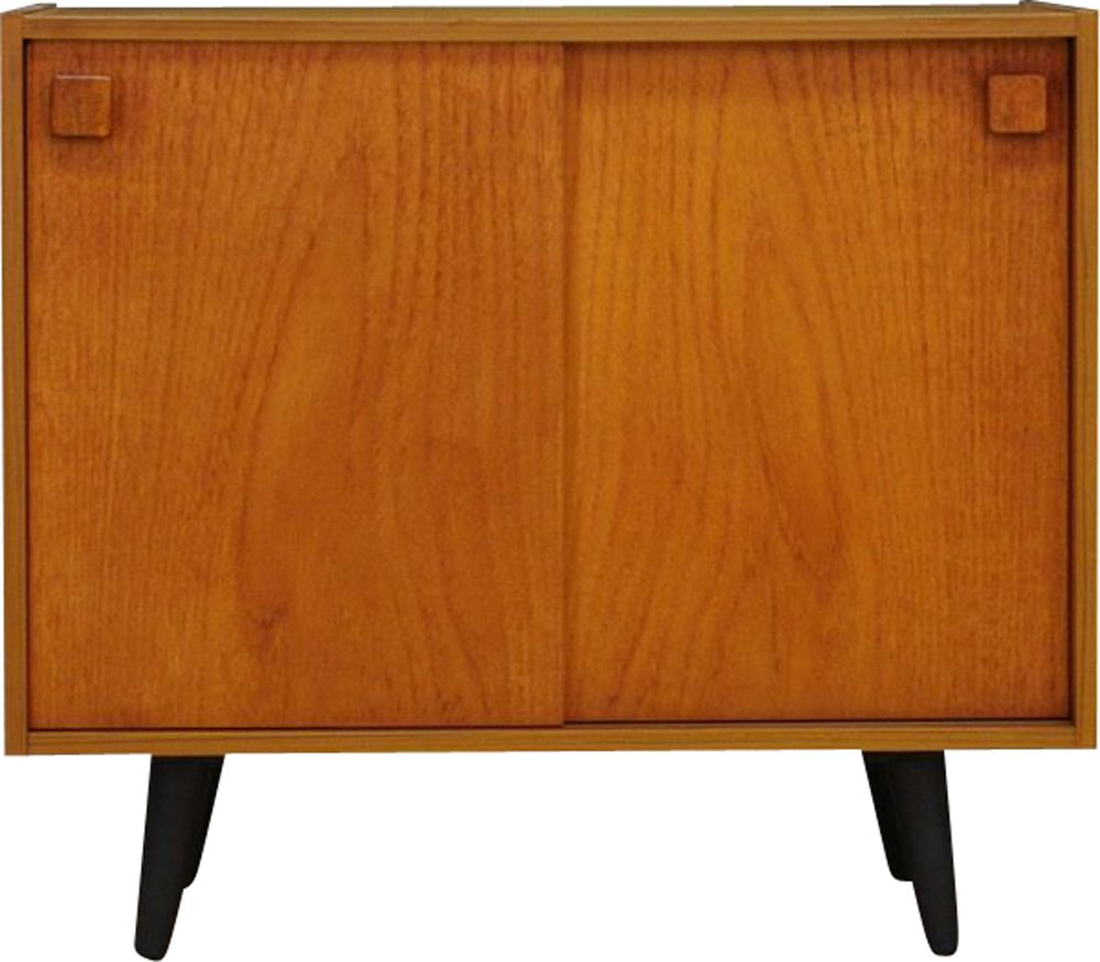 Delicieux Vintage Scandinavian Small Cabinet In Teak. Previous Next