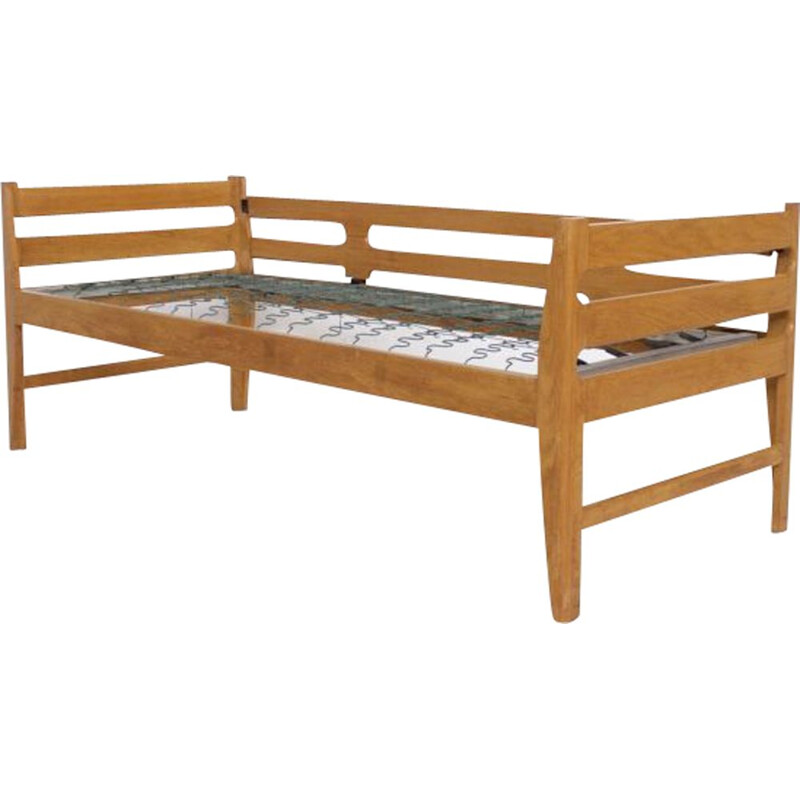Set 2 vintage bed by Saint Sabin atelier