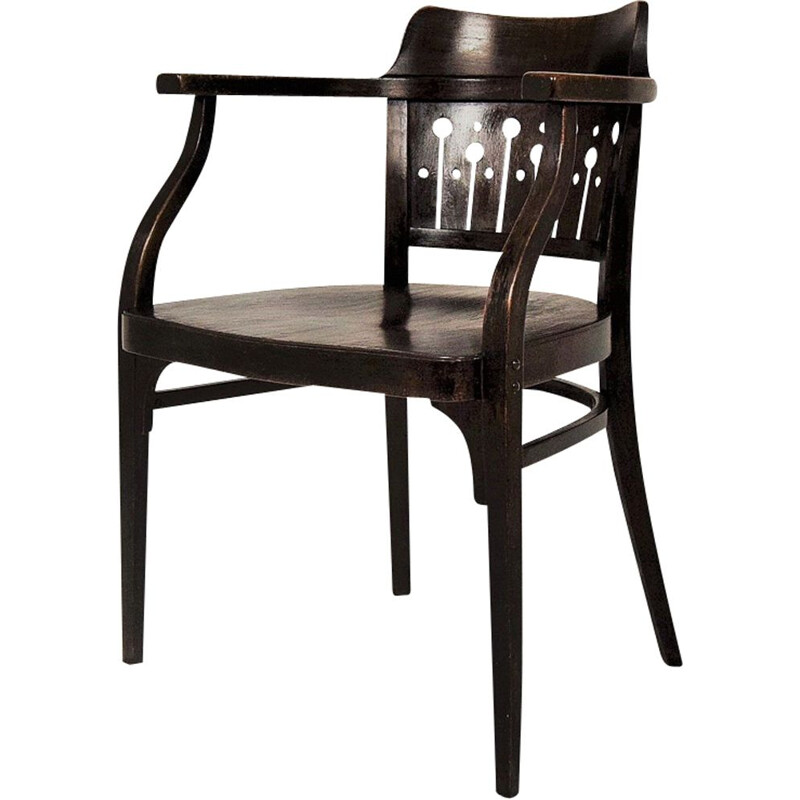 Vintage chair by Otto Wagner for Thonet