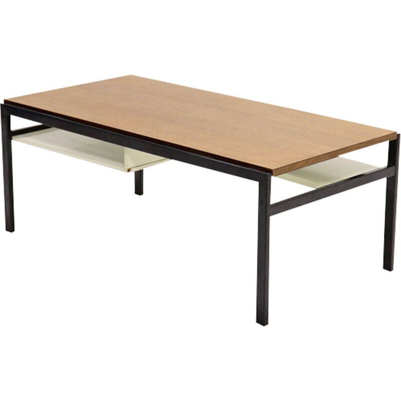 Vintage coffee table TU04 by Cees Braakman for Pastoe