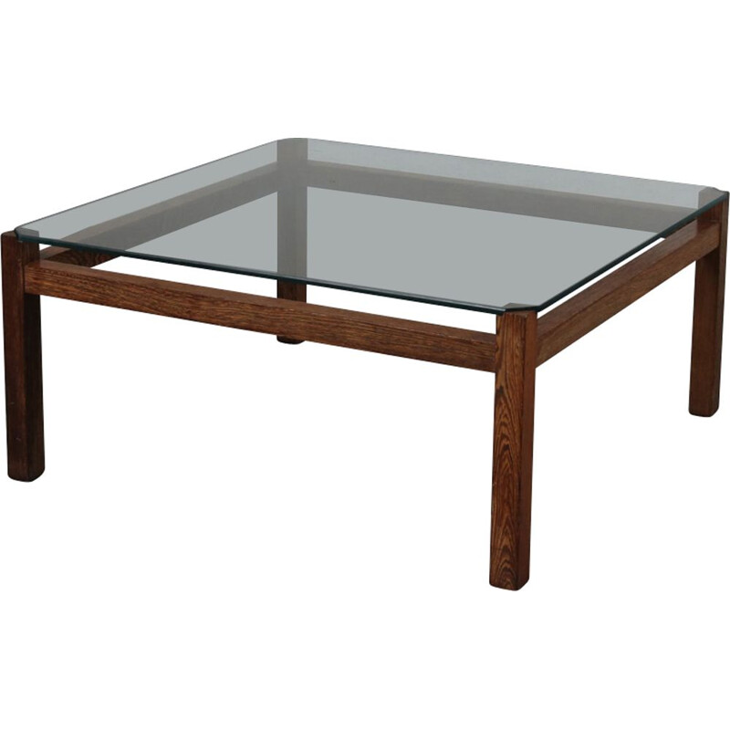 Vintage Dutch coffee table by Kho Liang ie